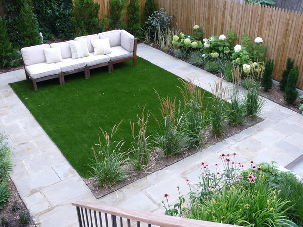 6 Landscape garden   modern living room under the stars this summer!