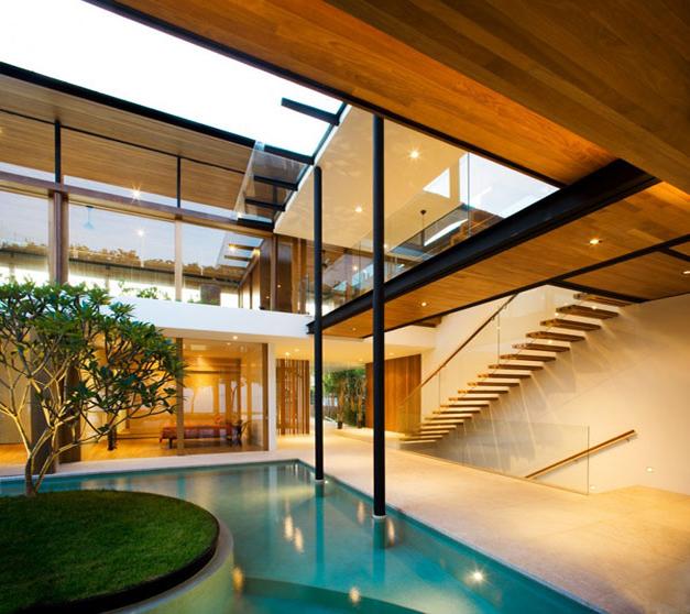 Къща в Сингапур