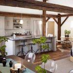 Ретро елементи в модерна кухня - интериорен дизайн