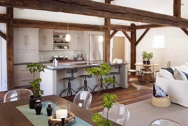 Ретро елементи в модерна кухня