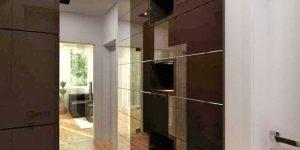 Антре – Част от интериорен проект на апартамент в Стара Загора