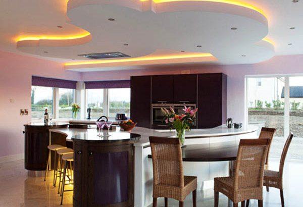 И кухнята засия в цветовете на дъгата…