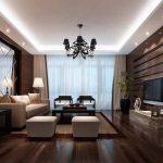 Дневна с мека мебел в бяло