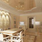 Кухня в светли пастелни тонове