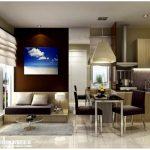 Кухня, трапезария и кът за отдих