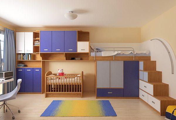 Нашата нова стая – за батко и мен!
