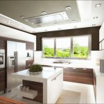 Кухненските уреди са вградени