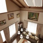Покрливните прозорци осигуряват още светлина в помещението