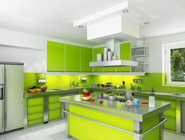 Зелено за настроение