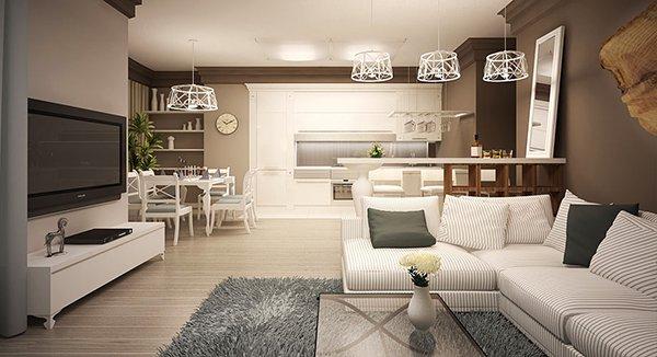 Модерно жилище