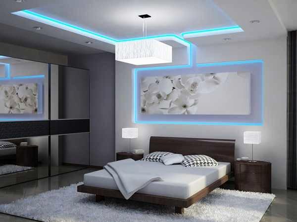 Идеи за осветление в спалнята