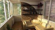35 идеи за остъклени балкони и лоджии