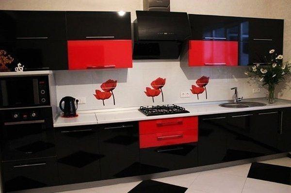 кухни-4erno-4erveno-20