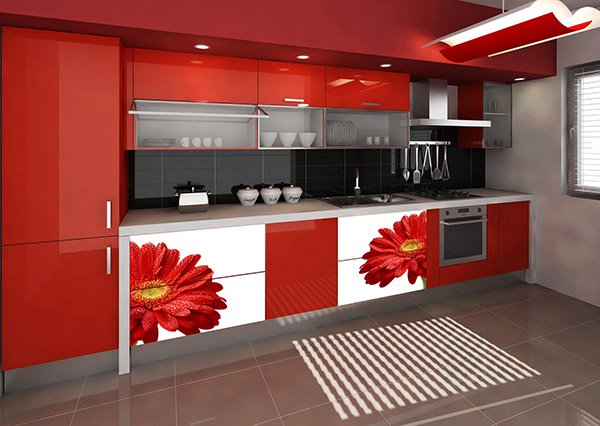 кухни-4erno-4erveno-25