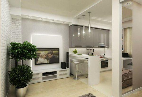 Светлина и комфорт в малко жилище