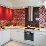 Идеи за кухни със скосени тавани