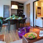 Идеи за лятна кухня на балкона