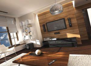 Интериорен дизайн на апартамент 65 кв.м
