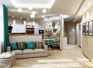 Интериорен дизайн на ергенско жилище
