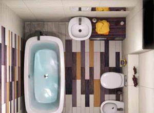 Ексклузивен дизайн и цветова идентичност в банята