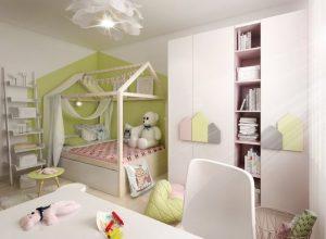 Детска стая, която сбъдва мечти!