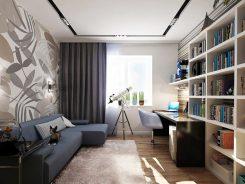 36 идеи за стаи на пораснали момичета и момчета