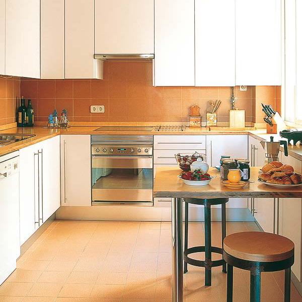 Идеи за кътове за хранене в малката кухня Списание ЖИЛИЩА